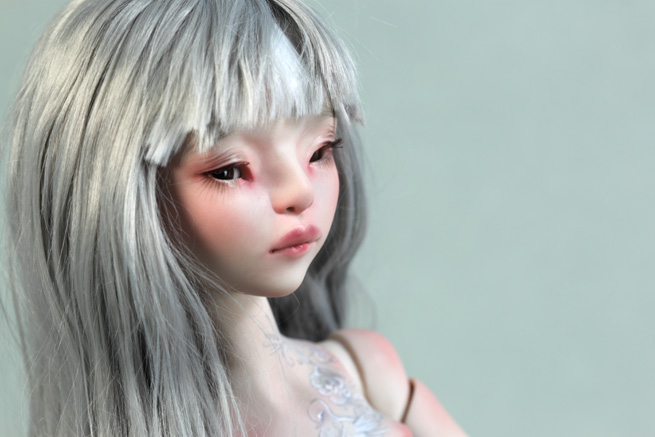 New ooak doll completed !