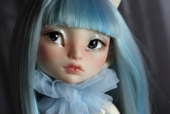 A new doll is coming !